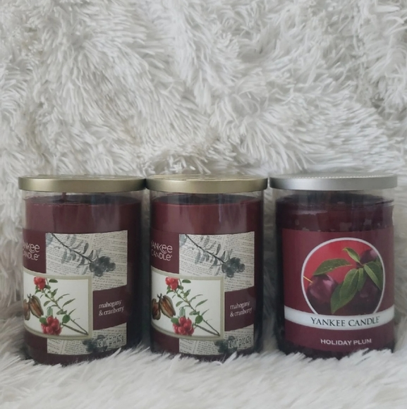 Yankee Candle Other - Yankee Candle Double Wick Tumbler